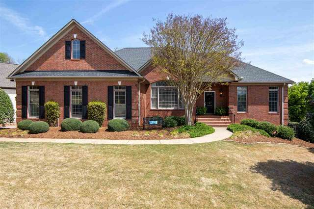 316 Kennesaw Ct, Spartanburg, SC 29301 (#279714) :: Rupesh Patel Home Selling Team   eXp Realty