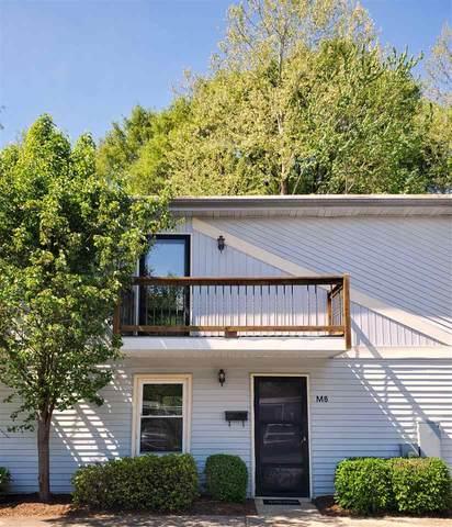 3706 E North Street, Unit M8, Greenville, SC 29615 (#279742) :: Rupesh Patel Home Selling Team | eXp Realty