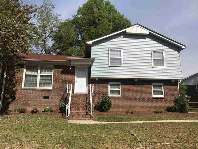 308 Willow Oaks Dr, Spartanburg, SC 29301 (MLS #279748) :: Prime Realty