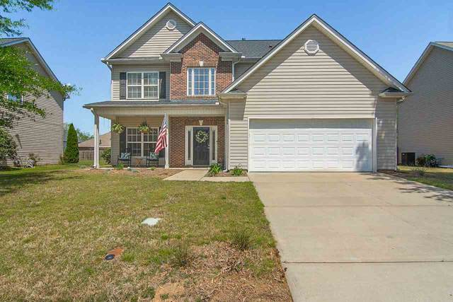 333 Archway Ct, Moore, SC 29369 (#279753) :: Rupesh Patel Home Selling Team | eXp Realty
