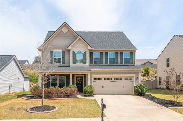 463 Shoreline Blvd, Boiling Springs, SC 29316 (#279766) :: Rupesh Patel Home Selling Team | eXp Realty