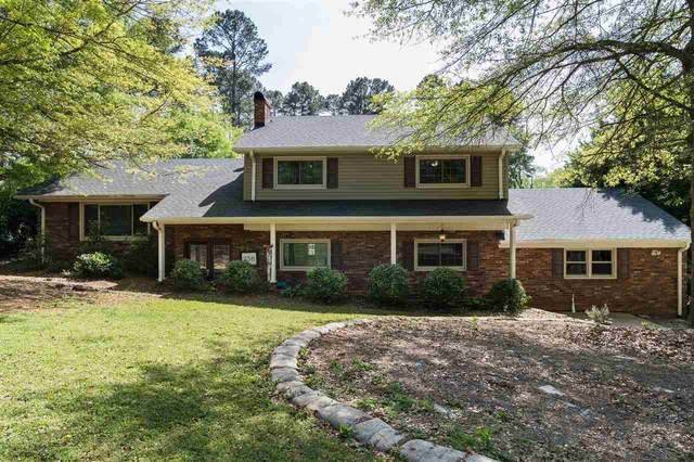 256 Winfield Drive, Spartanburg, SC 29307 (#279775) :: DeYoung & Company