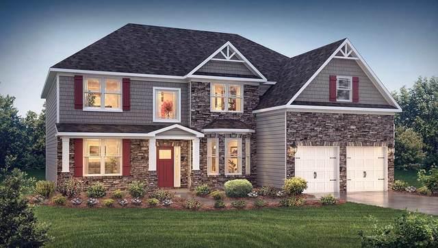538 Fox Run Trail, Woodruff, SC 29388 (#279791) :: Rupesh Patel Home Selling Team | eXp Realty
