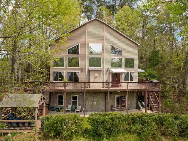 1145 E Lakeshore Drive, Landrum, SC 29356 (#279800) :: Realty ONE Group Freedom