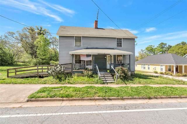 334 College Street, Spartanburg, SC 29303 (MLS #279819) :: Prime Realty