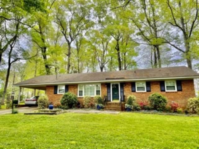 155 Lynn Road, Spartanburg, SC 29306 (#279823) :: Rupesh Patel Home Selling Team | eXp Realty