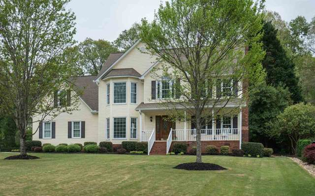 32 Silver Meadow, Greer, SC 29651 (#279826) :: Rupesh Patel Home Selling Team | eXp Realty