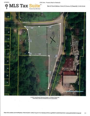 Lot 4 Saluda Street, Chesnee, SC 29323 (#279892) :: Rupesh Patel Home Selling Team | eXp Realty