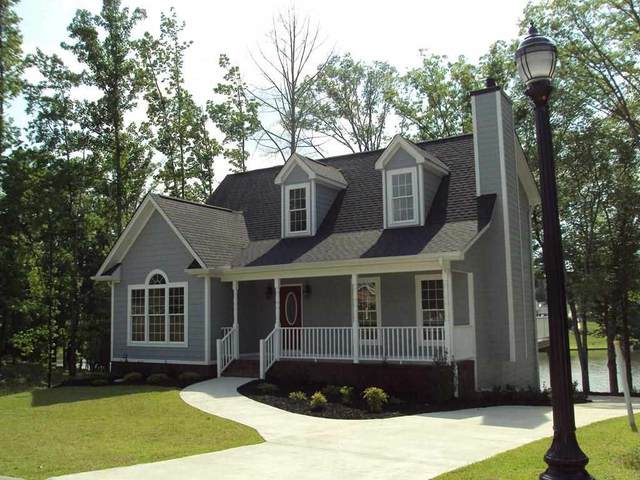 126 King Cr, Greenwood, SC 29649 (#279894) :: Rupesh Patel Home Selling Team | eXp Realty