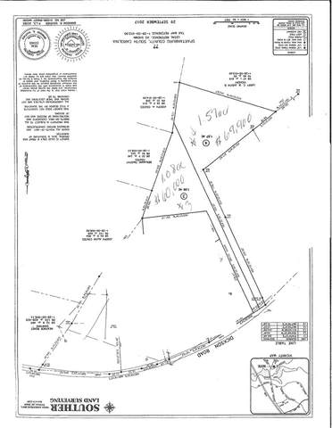 Lot 4 Dickson Road, Campobello, SC 29322 (#279922) :: Rupesh Patel Home Selling Team | eXp Realty