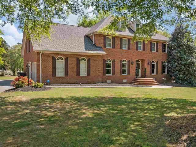 207 Muirfield Drive, Spartanburg, SC 29306 (#279943) :: Rupesh Patel Home Selling Team | eXp Realty