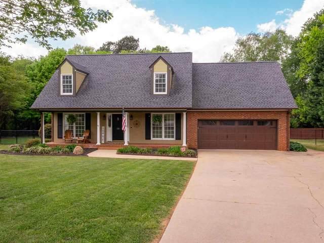 121 Cypress Ln North, Spartanburg, SC 29307 (MLS #279948) :: Prime Realty