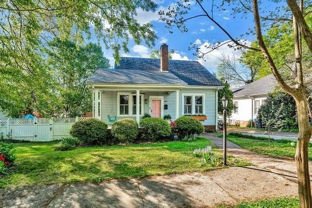 617 Woodland Street, Spartanburg, SC 29302 (#279950) :: Rupesh Patel Home Selling Team   eXp Realty