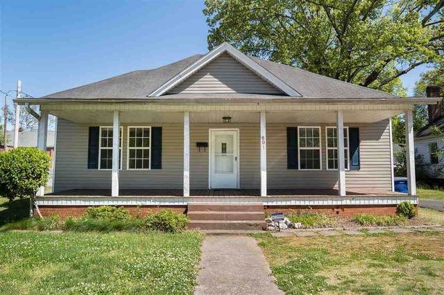 801 N Liberty Street, Spartanburg, SC 29303 (MLS #279975) :: Prime Realty