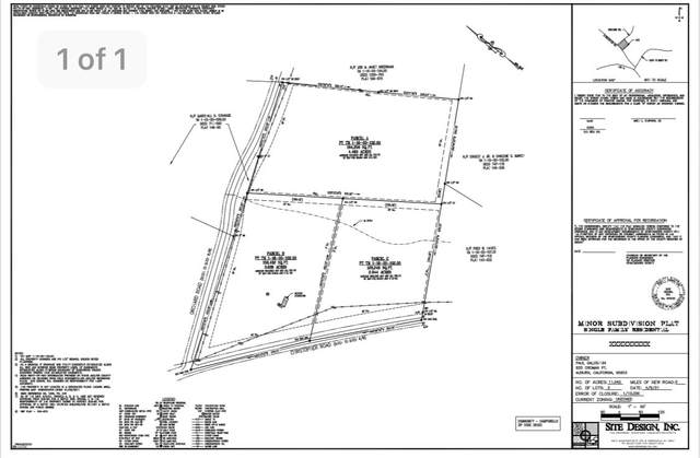 580 Christopher Rd. Lot C, Campobello, SC 29322 (#279995) :: Rupesh Patel Home Selling Team | eXp Realty