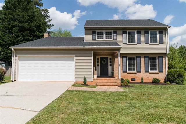 104 Mountainbrook Lane, Spartanburg, SC 29301 (#280006) :: Rupesh Patel Home Selling Team | eXp Realty