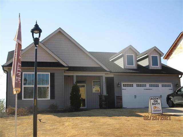 801 Castlewood Lane, Duncan, SC 29334 (#280010) :: Rupesh Patel Home Selling Team | eXp Realty