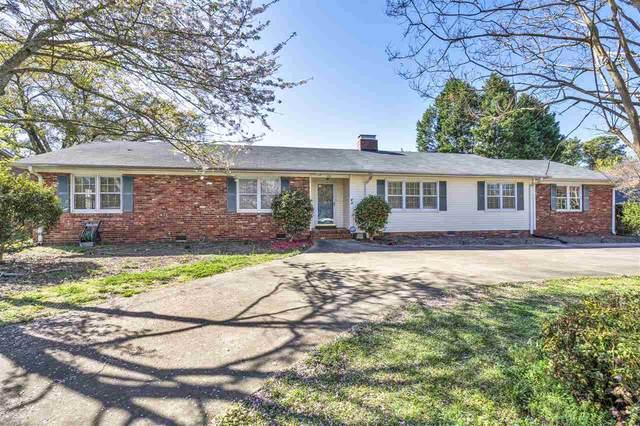 355 Fairlane Drive, Spartanburg, SC 29307 (#280023) :: Rupesh Patel Home Selling Team | eXp Realty