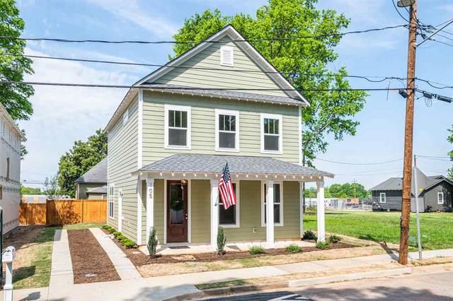 105 Pine Steet, Greenville, SC 29601 (#280046) :: Rupesh Patel Home Selling Team | eXp Realty