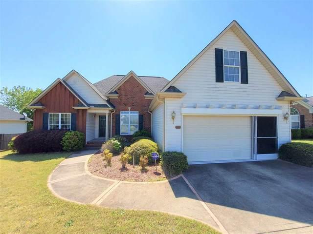 627 Melrose Park Ln., Moore, SC 29369 (#280069) :: Rupesh Patel Home Selling Team | eXp Realty