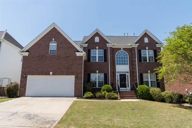 1100 Carriage Park Circle, Greer, SC 29650 (#280181) :: DeYoung & Company