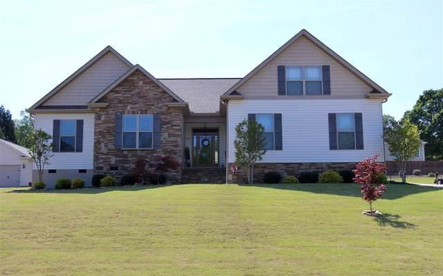 482 Rebel Ridge Road, Lyman, SC 29365 (#280195) :: Rupesh Patel Home Selling Team | eXp Realty