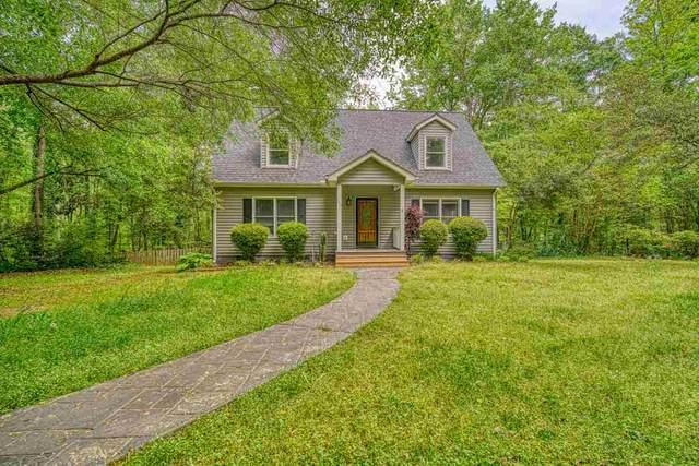 105 Burgess, Greer, SC 29650 (#280205) :: Rupesh Patel Home Selling Team   eXp Realty