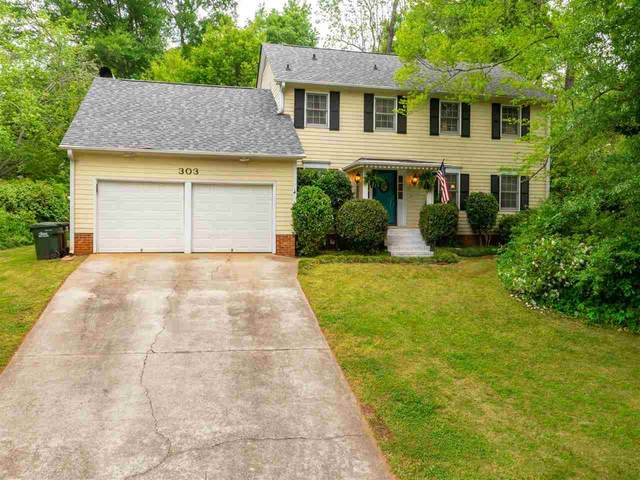 303 Gilderbrook Rd, Greenville, SC 29615 (#280226) :: Rupesh Patel Home Selling Team | eXp Realty