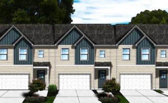 411 Wards Creek Way, Greer, SC 29650 (#280314) :: DeYoung & Company