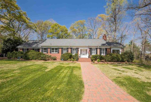 169 Ivy Street, Spartanburg, SC 29302 (#280394) :: Rupesh Patel Home Selling Team | eXp Realty