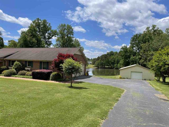 3951 New Cut Rd, Inman, SC 29349 (#280397) :: Rupesh Patel Home Selling Team | eXp Realty