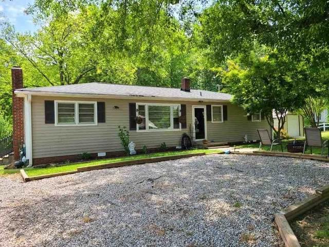 296 Beacon Light Rd, Spartanburg, SC 29307 (MLS #280420) :: Prime Realty