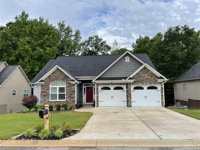 446 Risen Star Drive, Boiling Springs, SC 29323 (#280448) :: Rupesh Patel Home Selling Team | eXp Realty