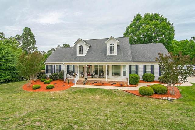 106 Cane Court, Greenwood, SC 29649 (#280493) :: Rupesh Patel Home Selling Team   eXp Realty