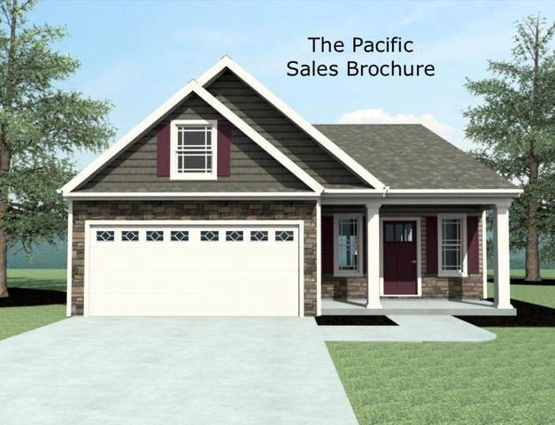 419 Timberwood Drive Lot 16, Woodruff, SC 29388 (#280510) :: Rupesh Patel Home Selling Team | eXp Realty
