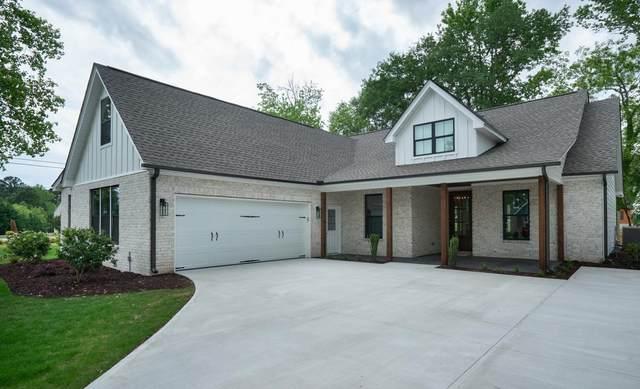 1 Masonbuilt Drive, Taylors, SC 29687 (#280512) :: Rupesh Patel Home Selling Team | eXp Realty