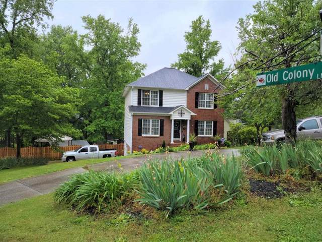 205 Old Colony Lane, Moore, SC 29369 (#280518) :: Rupesh Patel Home Selling Team | eXp Realty