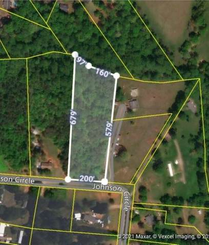 231 Lot 4 Johnson Cir, Inman, SC 29349 (#280554) :: Rupesh Patel Home Selling Team | eXp Realty