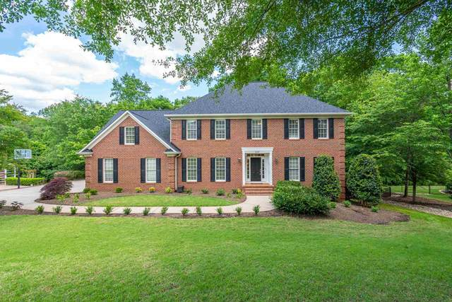 849 Oakcrest Road, Spartanburg, SC 29301 (MLS #280568) :: Prime Realty