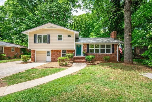 3107 Edwards Rd, Taylors, SC 29687 (MLS #280578) :: Prime Realty