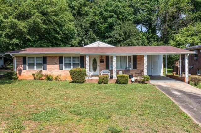 218 Woodview Avenue, Spartanburg, SC 29306 (#280904) :: Modern