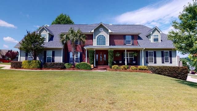 335 Island Green Lane, Inman, SC 29349 (#281019) :: Rupesh Patel Home Selling Team   eXp Realty