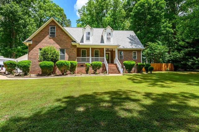 371 Hickory Hollow Road, Inman, SC 29349 (#281075) :: Rupesh Patel Home Selling Team   eXp Realty