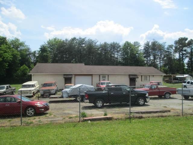 1200 S Shamrock Avenue, Landrum, SC 29356 (#281096) :: Modern