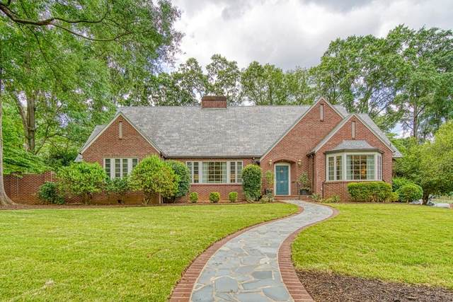 166 Ivy St, Spartanburg, SC 29302 (#281101) :: Realty ONE Group Freedom