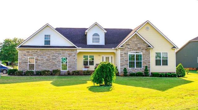 214 Woodcrest Ct, Inman, SC 29349 (#281139) :: DeYoung & Company