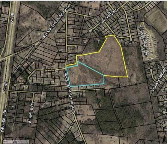 241 Bethlehem Church Road, Moore, SC 29369 (#281144) :: Rupesh Patel Home Selling Team | eXp Realty