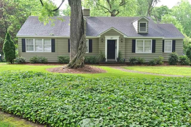407 Forest Avenue, Spartanburg, SC 29302 (#281290) :: Modern