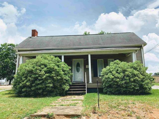 212 N Logan St, Gaffney, SC 29341 (#281325) :: Rupesh Patel Home Selling Team | eXp Realty