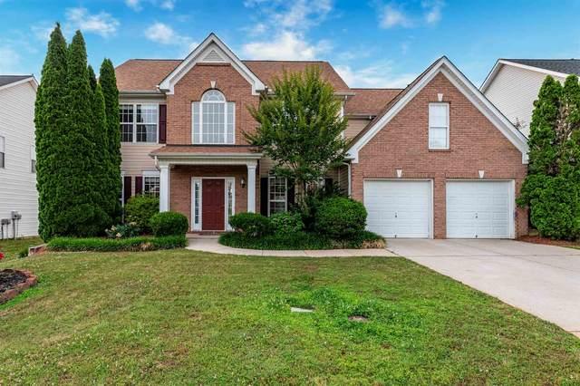 20 Collier Lane, Greer, SC 29650 (#281366) :: Expert Real Estate Team
